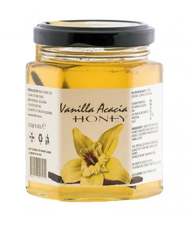 400g Raw Acacia  + Madagascan Vanilla