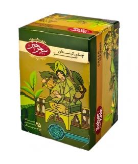Saharkhiz Green Tea Bags 25 Box