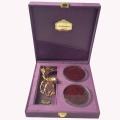 Saffron Gold Rose Luxury Gift Box