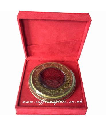 Luxury Grade 1 Saffron 4.6g Gift Box