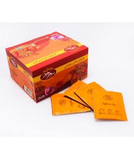 Saharkhiz Saffron Tea Bags 50 Box
