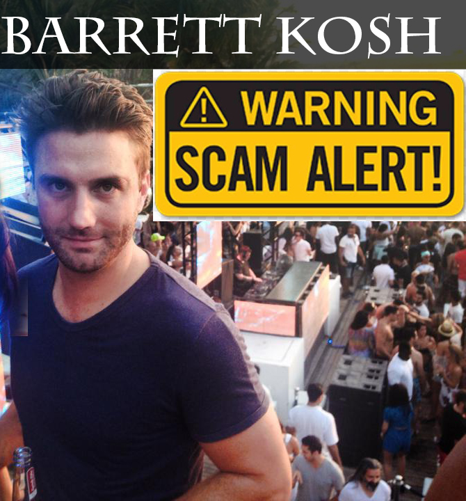 Kosh Barrett