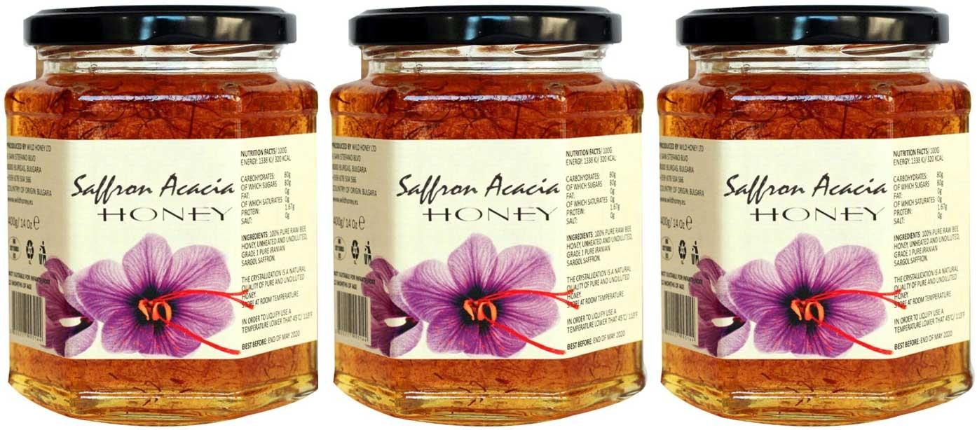 Bulgarian Artisan Raw Honey