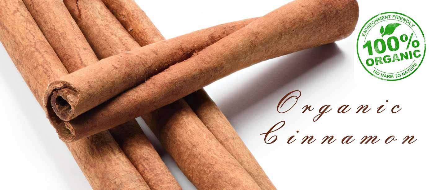 Organic Sri Lankan Cinnamon Sticks